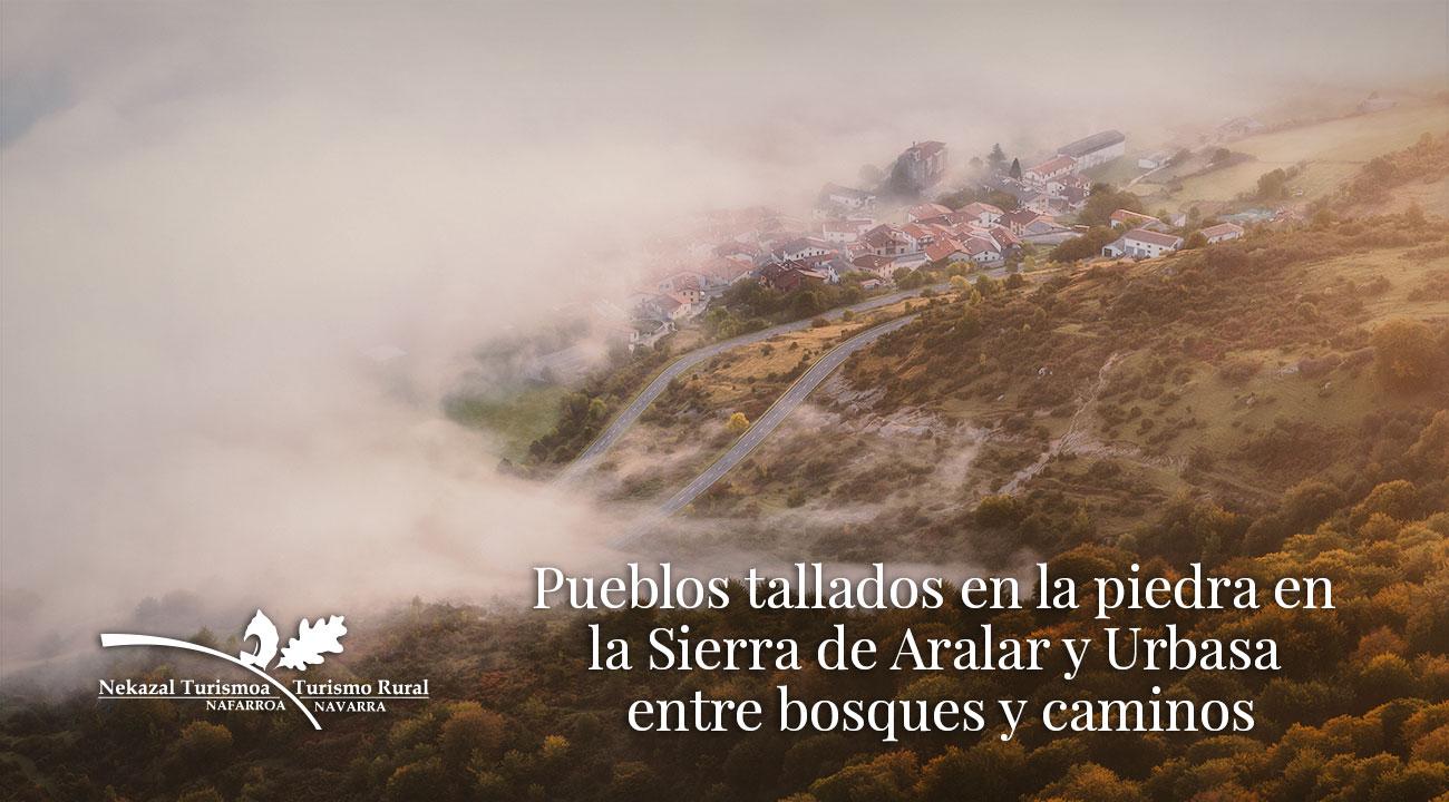 Aralar y Urbasa turismo rural de Navarra con las vistas más espectaculares de España ven a conocer Navarra