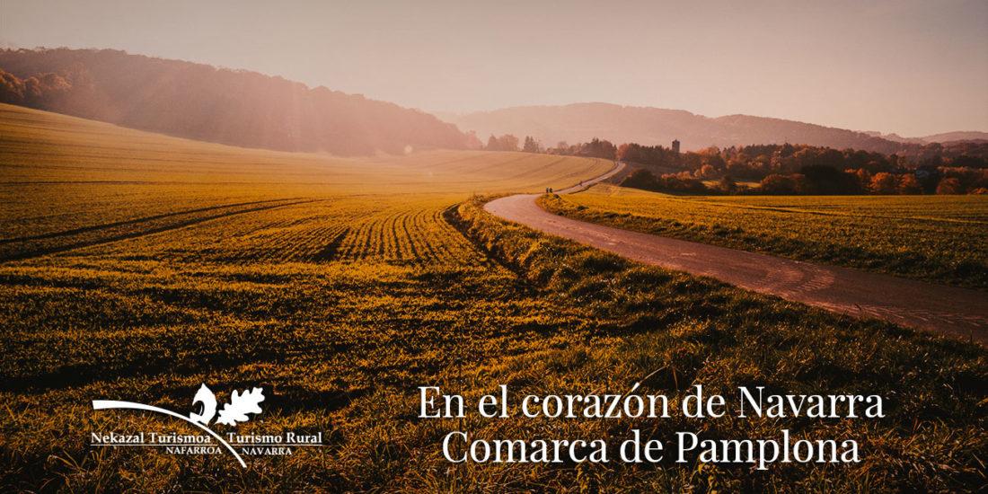 Turismo rural por la comarca de Pamplona senderismo e historia por Navarra planes y escapadas al campo en el norte de España