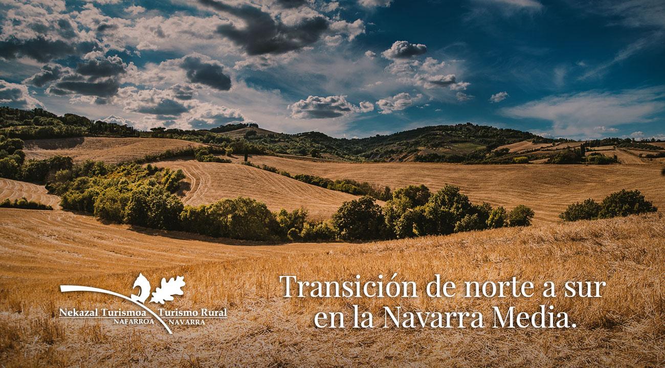 Viajes al entorno rural por españa navarra zona media naturaleza y enoturismo ruta del vino de escapadas de fin de semana