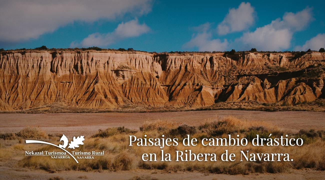 Visitas a parques naturales bardenas reales turismo rural de contrastes con paisajes con encanto en lugares imposibles