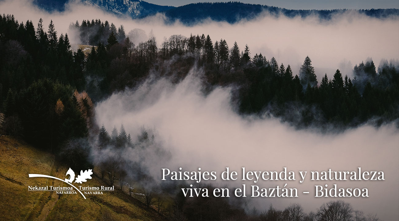 Baztán Bidasoa uno de los destinos de turismo rural con más encanto de España viajes a la naturaleza