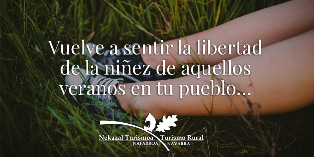 Una filosofía sostenible de turismo rural donde lo importante son las personas