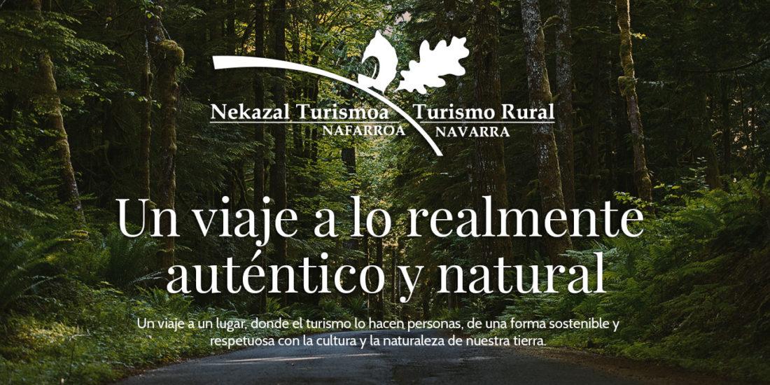 Turismo por Navarra, una nueva forma de entender y hacer turismo