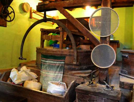 Viajes y escapadas a la natural, escapadas rurales de fin de semana y otras actividades de turismo rural en navarra como la visita al museo molino de amaiur