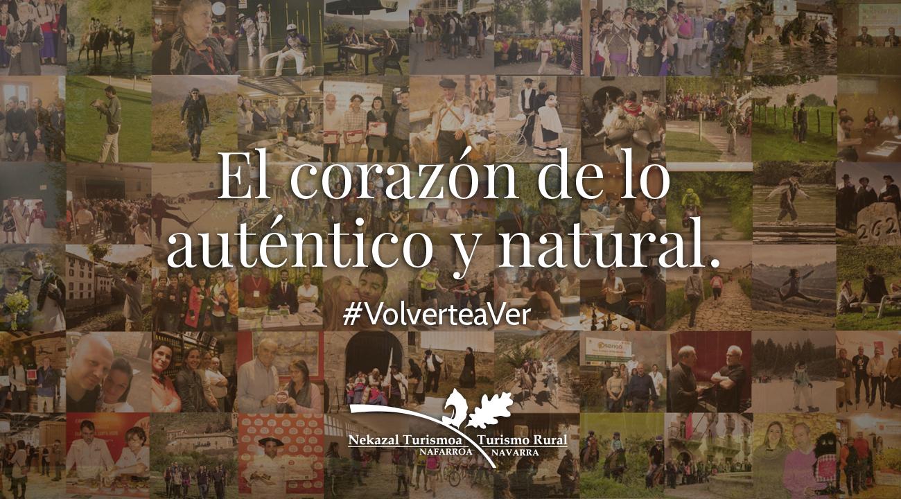 Turismo rural de navarra te invita a una escapada en casas rurales para familias o grupos de amigos para disfrutar de excursiones relax y naturaleza auténtica