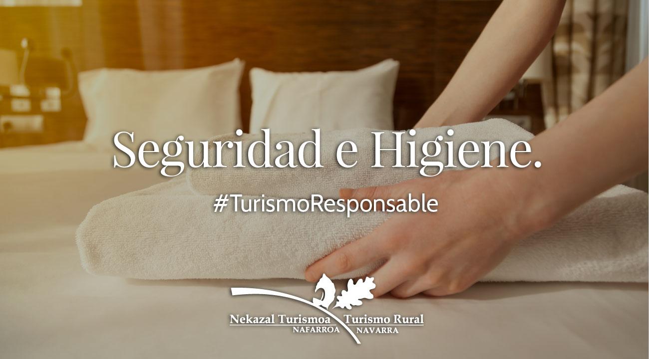 Turismo rural sostenible y seguro para ti y tu familia viajes al campo con las máximas garantias en navarra al norte de españa