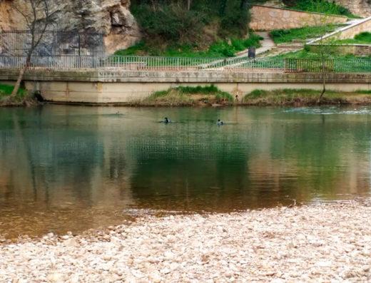 Actividades acuáticas en la naturaleza turismo rural de navarra la pileta estella