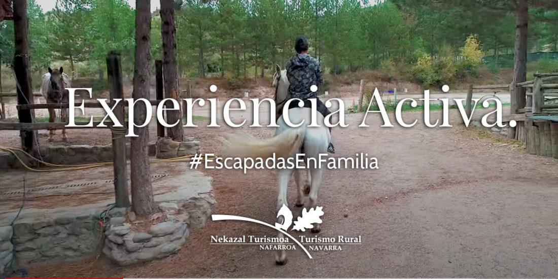 Escapadas rurales en familia con actividades con animales en la naturaleza en el norte de españa