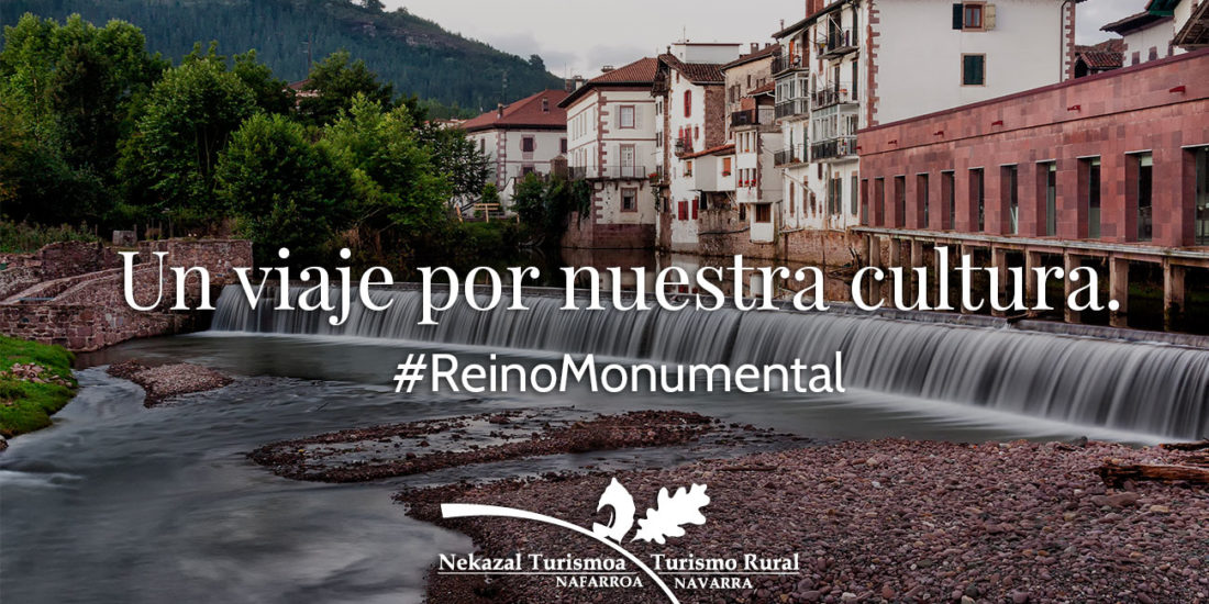 turismo rural en montañas y bsques, cultura y escapadas a pueblos de ensueño en el norte de españa en Navarra