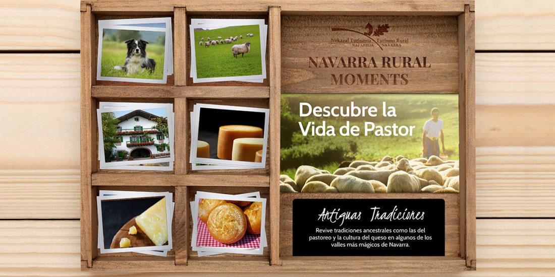 Experiencias rurales por Navarra regala viajes y experiencias de navarra rural box wonder caja regalo
