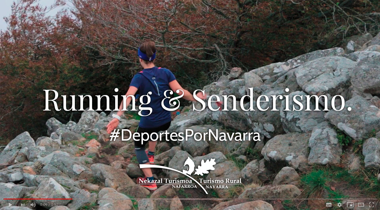 Running y senderismo por navarra deporte y naturaleza son los mejores planes en escapadas de nordic walking y marcha nórdica en navarra
